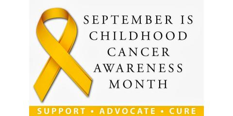 CHILHDOOD CANCER AWARENESS MONTH, Highland, Illinois