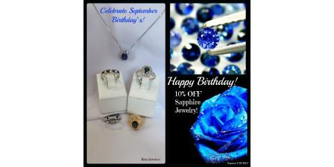 Happy Birthday September - 10% OFF, Florence, Kentucky