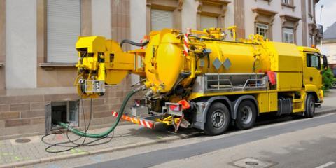 Septic Plumbing Experts Discuss the Risks of a Dirty Clarifier, Gig Harbor Peninsula, Washington