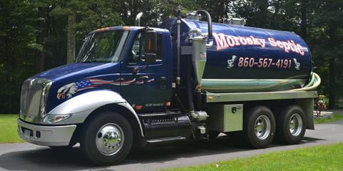 Why You Should Hire a Professional Septic Tank Pumping Service, Litchfield, Connecticut