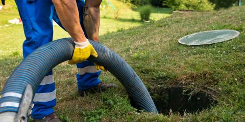 3 Signs Your Septic System Needs to Be Pumped, Gainesville, Georgia