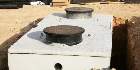 3 Key Benefits of Concrete Septic Tanks, Koolaupoko, Hawaii