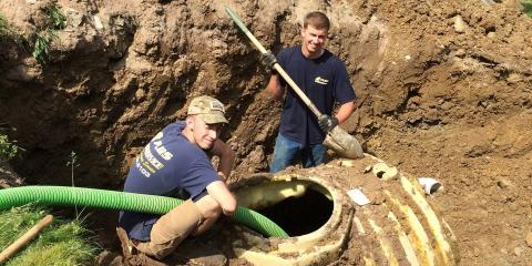 Septic Tank Installation Basics, Wawayanda, New York