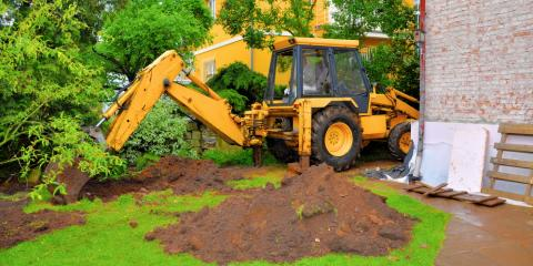 Top 3 Reasons to Hire a Professional Excavating Contractor, Buffalo, Pennsylvania