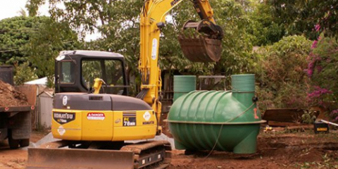 First Quality Environmental, Septic Systems, Services, Waimanalo, Hawaii