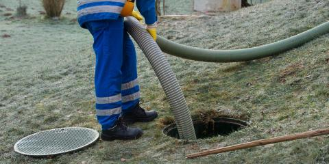 3 Steps to Septic Tank Installation, Yoder, Oregon