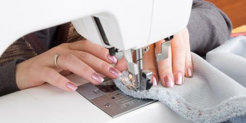 what does a serger sewing machine do