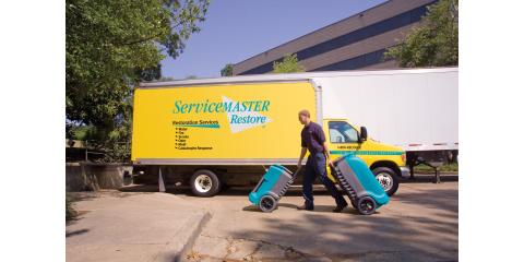 ServiceMaster Fire & Water Restoration Services, Fire Damage Restoration, Services, Lexington, Kentucky