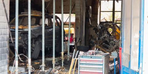 3 Ways to Stay Safe When Dealing With Fire Damage, St. Paul Park, Minnesota