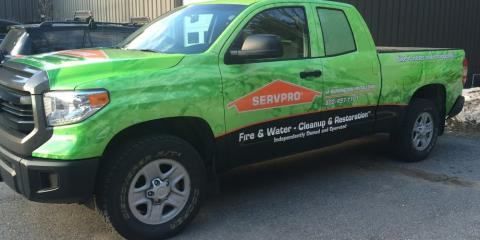 SERVPRO of Burlington / Middlebury, Water Damage Restoration, Services, Williston, Vermont