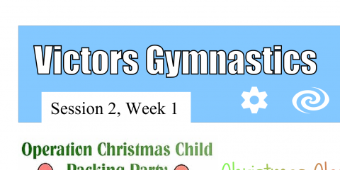 Newsletter Session 2 Week 1: Christmas Packing Party, ,