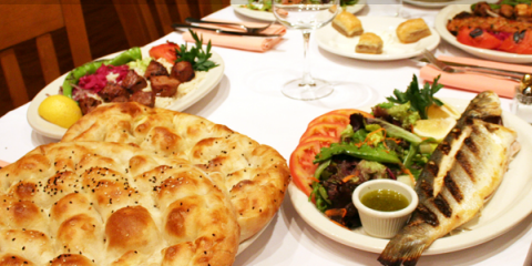 Experience New York City's Best Turkish Food At Customer Favorite Seven's Turkish Grill , Manhattan, New York