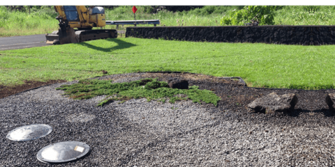 Excavation Expert Shares 3 Common Signs of Drain Field Failure, Hilo, Hawaii