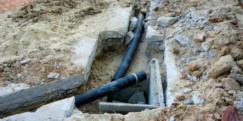 3 Steps to Follow in the Event of a Clogged or Broken Sewer Line, Voluntown, Connecticut