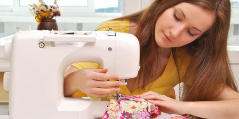 When Should You Sew by Hand or Machine?, Kalispell, Montana