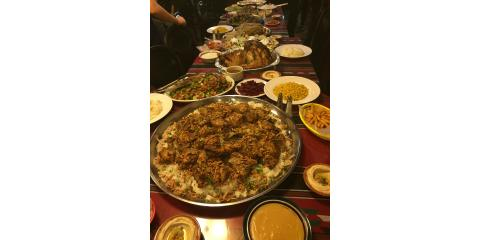 authentic middle eastern food at shahrazad mediterranean restaurant ballwin missouri