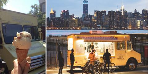 Cool Off This Summer With a Custom Designed Ice Cream Truck, Brooklyn, New York