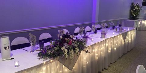 Beautiful reception, Lake St. Louis, Missouri