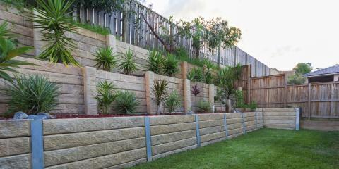4 Benefits of a Retaining Wall, Lexington-Fayette, Kentucky