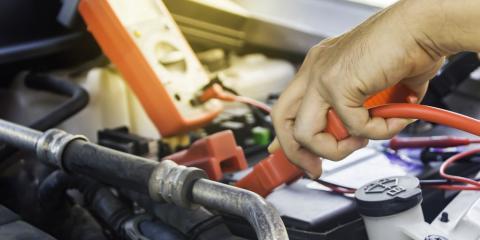Top 4 Reasons Your Car Won't Start, Burney, California