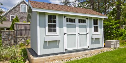 3 Benefits of Building a Storage Shed for Gardening, Union, Ohio