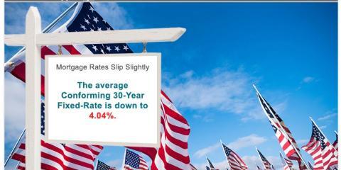 Mortgage Rates are Encouraging, Atlanta, Georgia