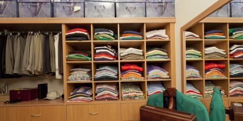 Top 5 Benefits Of Custom Closets, Shelton, Connecticut