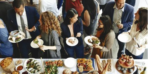 Top 3 Reasons for Catering Your Next Office Event, Shelton, Connecticut