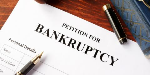 5 Important Steps to Take When Filing for Bankruptcy, Shelton, Connecticut