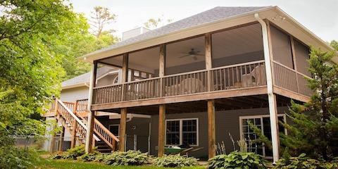 Benefits of Deck Staining From Kentucky Outdoor Landscapers, Shepherdsville, Kentucky