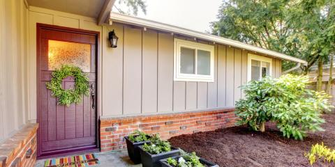 How a New Entry Door Will Improve Your Property's Curb Appeal, Kalispell, Montana