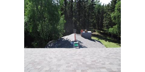 Free Estimates on your Home or Commercial Roof Call Definitive Construction today!, Anchorage, Alaska