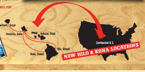 Interstate Moving Made Easy With Royal Hawaiian Movers , Honolulu, Hawaii