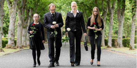 Is It Okay for Kids to Attend Funerals?, Perry, Indiana