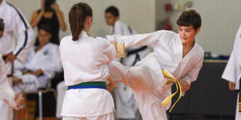 Should Your Children Enroll in Karate Competitions?, West Chester, Ohio