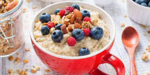4 Foods to Eat Before Your Workout, West Chester, Ohio