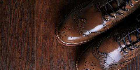 Strategies for Restoring Old Shoes, Brighton, New York