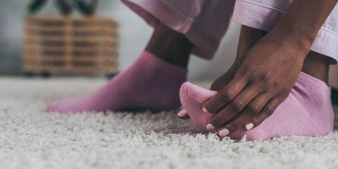 How to Improve Foot Comfort Through a Long Workday, West Chester, Ohio