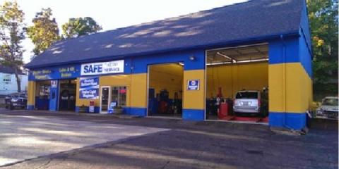 SAFE Auto Service, Auto Repair, Services, Meriden, Connecticut