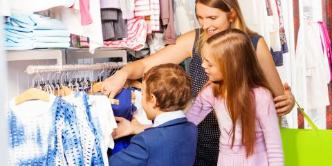 4 Ways Save While Back-to-School Clothes Shopping, Kahului, Hawaii