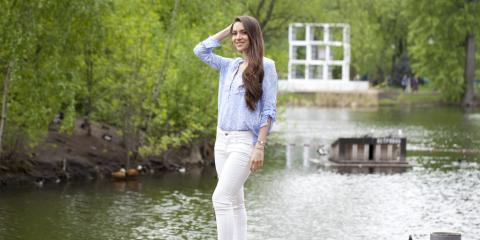 Love White Jeans? Here Are 4 Shopping Tips for Wearing Them All Summer, Oyster Bay, New York