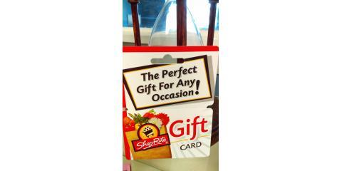 $100 FREE ShopRite Gift Card by 3-D Bail Bonds, ,
