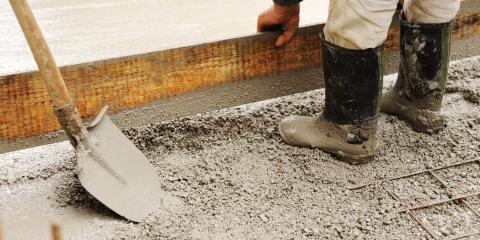 What's the Difference Between Concrete and Shotcrete?, West Chester, Ohio