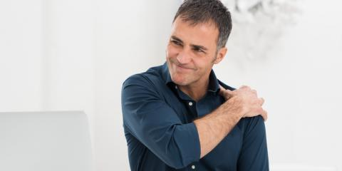 3 Helpful Stretches for Shoulder Pain, Manhattan, New York