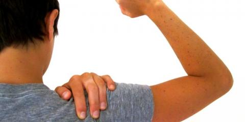 Trigger Points are A Cause of Shoulder Pain and Restriction, Lincoln, Nebraska