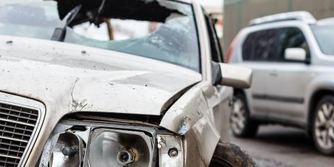 4 Steps to Take After a Car Accident, Show Low, Arizona
