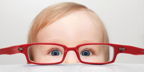 When to Schedule Your Child's First Eye Exam, Show Low, Arizona