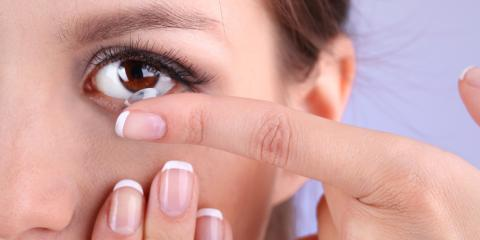 Contact Lens Behind Your Eye? Local Eye Doctor Explains What To Do, Show Low, Arizona