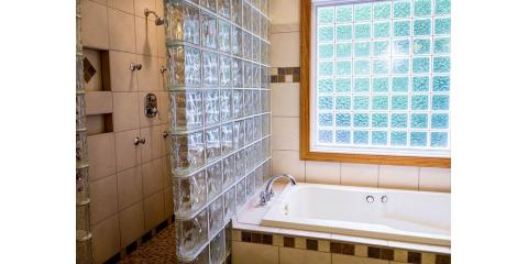 Transform Your Bathroom With Custom Glass Shower Enclosures From Furniture City Glass & Mirror, High Point, North Carolina