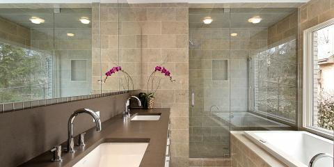 4 Glass Shower Design Tips, Ewa, Hawaii
